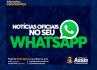 Prefeitura disponibiliza WhatsApp para informar sobre COVID-19