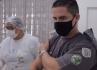 Profissionais da segurança pública de Assis são vacinados contra COVID-19