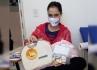 Agosto Dourado é comemorado com distribuição de kits e máscaras para mães e bebês