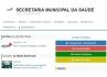 Prefeitura lança Portal da Saúde para acesso da população