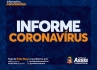 Mais 33 pacientes são confirmados com COVID-19