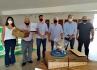 Capacetes Elmo chegam aos hospitais de Assis para tratar pacientes acometidos pelo COVID-19