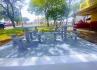 Prefeitura revitaliza espaço para jogos na Praça da Prudenciana