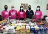 Movimento Rosa: Prevenção contra o câncer de mama arrecada alimentos em prol da Casa de Apoio em Jaú