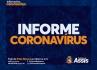 Assis tem 1.234 pacientes positivos de COVID-19 desde o início da pandemia