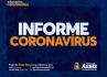 Assis tem 728 curados de COVID-19 e 31 em isolamento