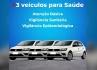Prefeitura de Assis adquire três novos carros
