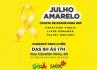 'Julho Amarelo' no GIPA segue com a intensificação de coleta de exames para hepatites virais