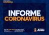 Assis tem 1.889 casos positivos de COVID-19 desde o início da pandemia